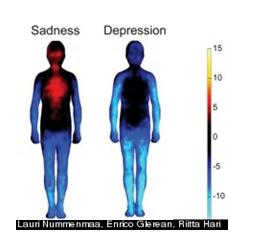ce qui se passe dans notre corps - tristesse et dépression